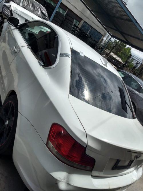 Venta de refacciones para BMW 125i totalmente originales, garantizadas, económicas y con factura.