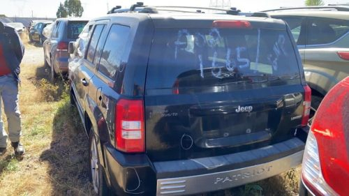Venta de refacciones para Jeep Patriot 2012 totalmente originales, garantizadas, económicas y con factura.