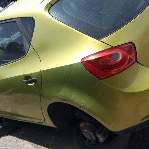 Venta de refacciones para Seat Ibiza totalmente originales, garantizadas, económicas y con factura.