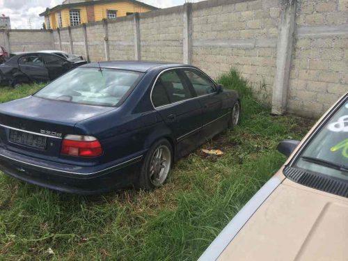 Venta de autopartes y refacciones para BMW 530 2002 totalmente originales, garantizadas, económicas y con factura.